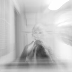 Self portrait – Ellie Kennard 2015
