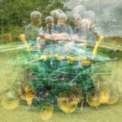 Tractor Donuts - Ellie Kennard 2015