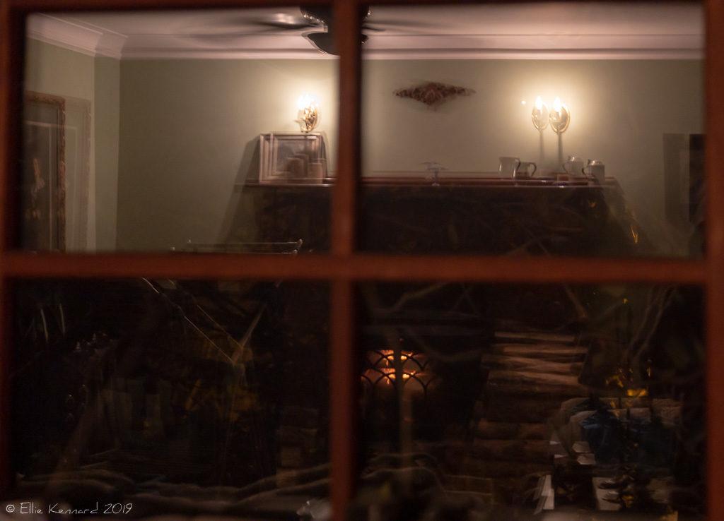 Blurry Insight, Night Reflections - Ellie Kennard 2019
