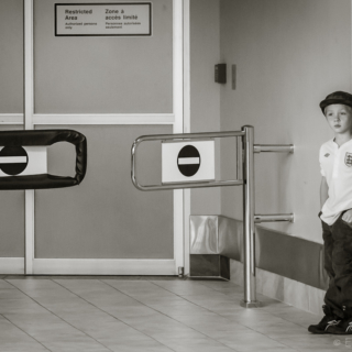 Waiting for Arrivals - Ellie Kennard 2012