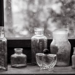 Found Bottles - Ellie Kennard 2013